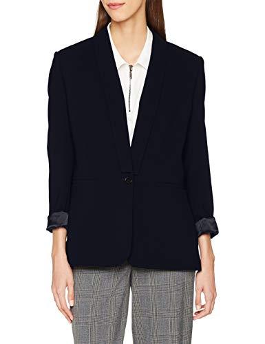 Filippa K Damen Simone Drapey Tux Jacke, Blau (Navy 2830), Small