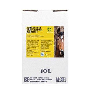 5 Liter FKE für Pferde (Fermentierter Kräuterextrakt für Pferde) EFFEKTIVE MIKROORGANISMEN
