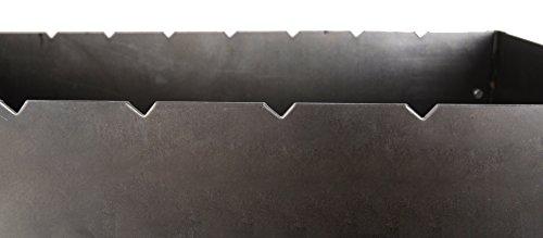 31i3fhiSC5L - Grill zerlegbar–Typ Mangal Russische oder Kaukasus–Montage und Demontage sehr einfache–mittelgroß–50x 33x 60cm