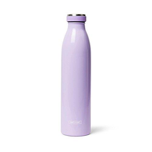 Edelstahl Splash (Vanity Planet Splash Vakuum Isolierte Edelstahl-Flasche, 750ml, Bombe blau, VP97282-4400, Not Ur Mom's Purple, 750 ml)