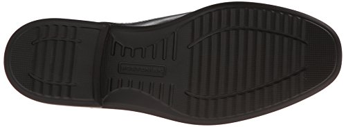 Bostonian Bardwell Step Rund Leder Slipper Black