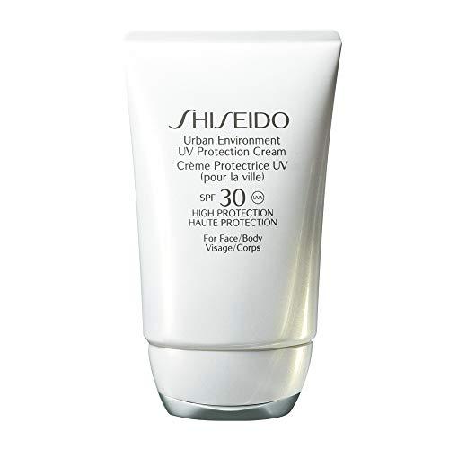 Shiseido Urban Environment uv schutz Creme SPF30 - Damen, 1er Pack (1 x 50 ml) -