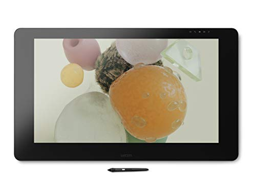 """Wacom Cintiq Pro 32 Display Interattivo e Penna Touch Wacom Pen Pro 2, Tavoletta Grafica con Schermo LCD 32"""" per Disegno Digitale, fino a 4K UHD, Compatibile con Windows & OS X, Nero"""