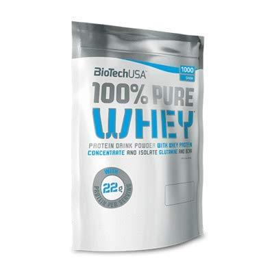 BioTechUSA 100% Pure Whey 1000g Milchreis