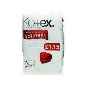 Kotex Maxi Normal Sanitary Towels