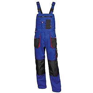 Stenso Emerton® – Pantalones con Peto de Trabajo para Hombre – Resistentes
