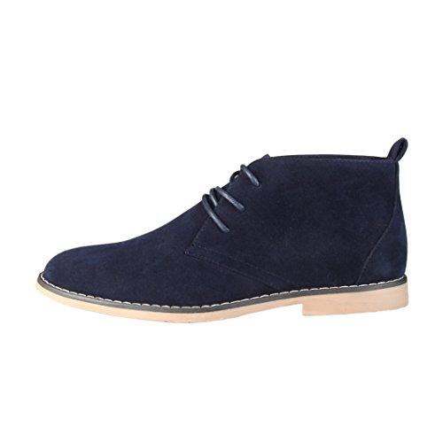 Chaussures à lacets Sparco Bleu