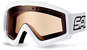 Salice - Masques de ski snowboard - 969 - Blanc Chromolex luminal - Lunettes de Soleil