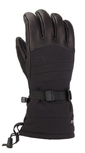 Gordini Herren Polar II Isolierte Handschuhe Wasserdicht, Herren, 4G2198, Schwarz, XXL -
