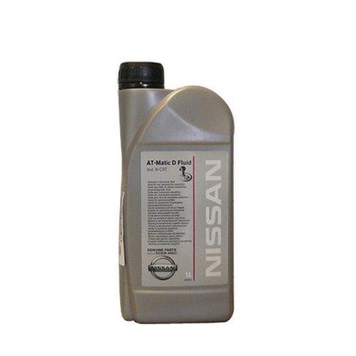 Original Nissan Automatikgetrieböl Getriebeöl 1 Liter, ke90999931 AT Matic D Fluid