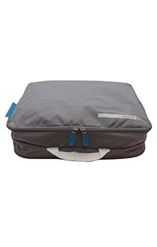 Vuelo 001spacepak II–Bolsa ropa interior gris