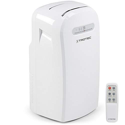 Climatiseur mobile 12000BTU, local climatisation TROTEC PAC 3500monobloc 3,5kW, classe d'efficacité énergétique A +