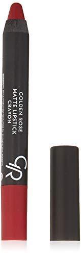 Golden Rose Matte Lipstick Crayon #20 Shiraz Red by