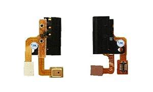 Audio Jack Buchse Anschluss Connector Konnektor Flex Kabel für Huawei Ascend G6