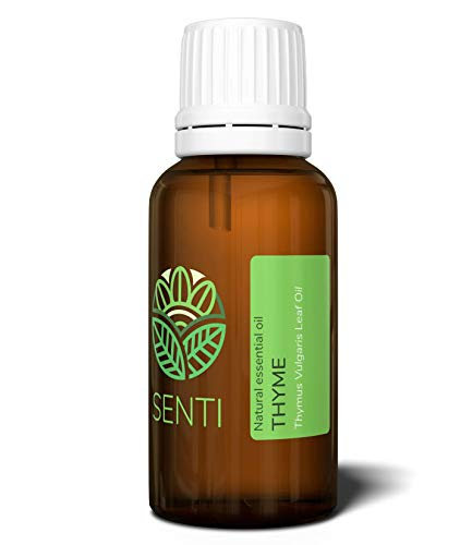 Olio essenziale di TIMO naturale 10ml per aromaterapia, massaggio