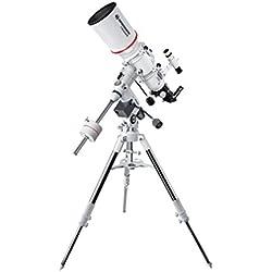 Bresser Messier - Telescopio (Apertura de 102mm, Distancia Focal de 600mm, se Incluye Montura EXOS-2 y trípode)