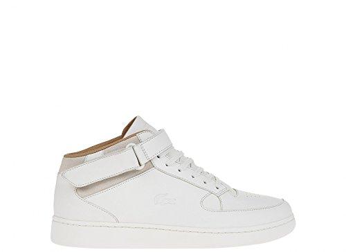 Lacoste STRAIGHTSET CRF Herren Sneakers Weiß