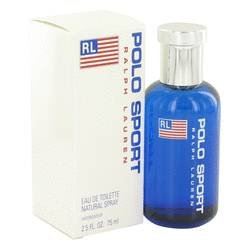 Ralph Lauren Polo Sport Eau De Toilette Spray By Ralph Lauren 2. 5 oz Eau De Toilette Spray