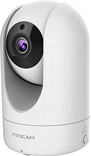 Foscam R2 HD IP Security Camera Innen weiß Eimer - -Kameras (IP Security  Camera, Innenraum, Würfel, weiß, Schreibtisch, 1920 x 1080 Pixel)