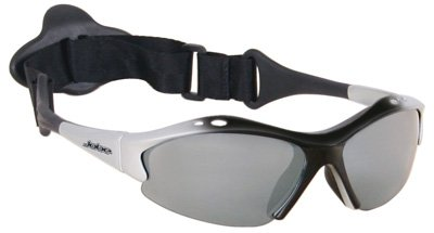 Jobe Jobe Glasses Cypris Silber 420708001 Wassersportbrille Wasserbrille Sonnenbrille Sportbrille Wassersport Brille Brillen