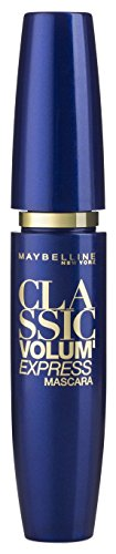 Maybelline New York Mascara Volum\' Express Schwarz 71 / Wimperntusche in Schwarz mit 3 x mehr Volumen, dermatologisch getestet, 1 x 10 ml