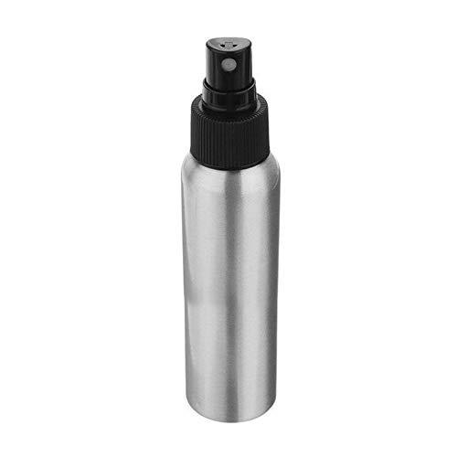 Steellwingsf Mini flacon vaporisateur vaporisateur en aluminium 100 ml/50 ml
