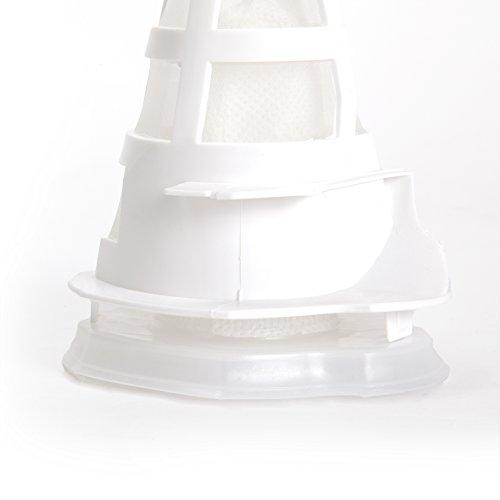 Duronic Filtre VC6 - Filtre en tissu à double filtration pour aspirateur de maison VC6 Duronic