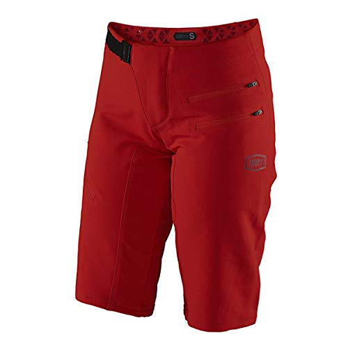 Girls Compression Shorts (100% Girls All Mountain-Short Airmatic Rot Gr. S)