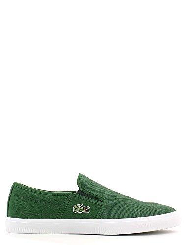 Lacoste AIMARD 6 AP - Zapatillas de casa de lona hombre, color multicolor, talla 40