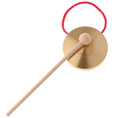 esisch Traditionelle Musikinstrument Spielzeug Becken Kinder Pädagogischen Spielzeug ()