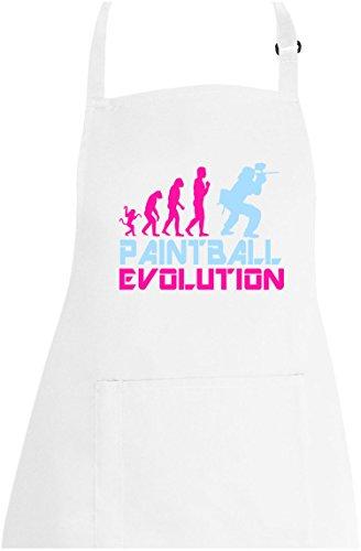 EZYshirt® Paintball Evolution Grillschürze