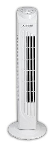 Jocel JVT030542 - Ventilador de torre, 50 W, color blanco