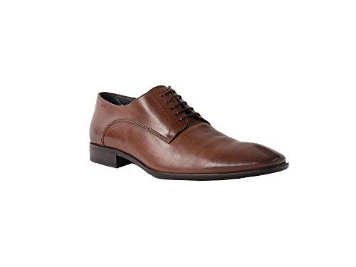 BOSS scarpe, Carmons 50228940 uomo, Marrone (Braun 214), 415