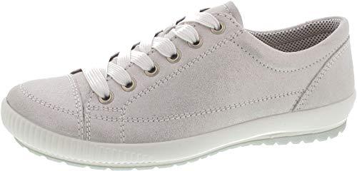 Legero 4-00820 Damen Halbschuhe Silber, EU 41 - Halbschuhe 12 Schuhe Damen