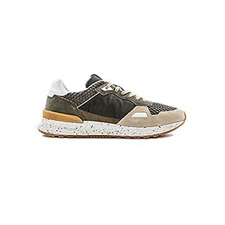Antony Morato , Herren Sneaker Kaki, Kaki - Größe: 43 EU