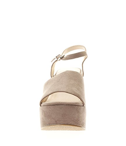 Guess Donna FLKRL2 ESU03 Sand Sandalo Primavera/Estate Sabbia