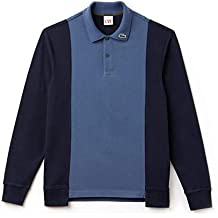 04211a331bfd Lacoste Live - Polo Manches Longues Homme - DH8989