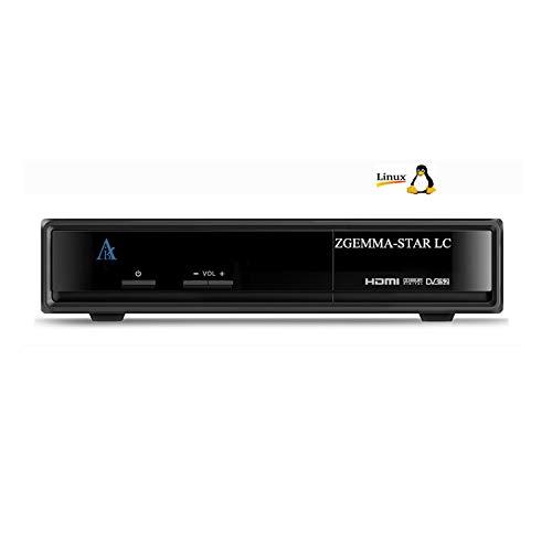 Zgemma Star LC Full HD DVB-C Linux E2 récepteur de télévision par câble IPTV