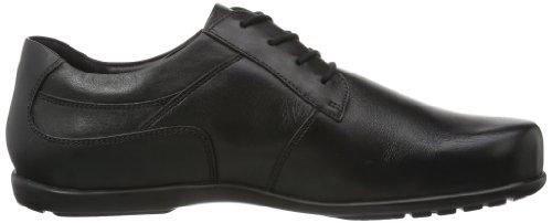 Birkenstock Professional Portland, Chaussures de ville homme Noir (Schwarz)