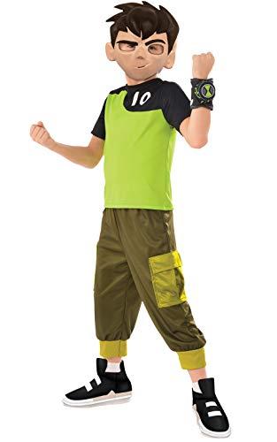 Ben Zehn Kostüm - Ben 10 Ben Tennyson Child Costume