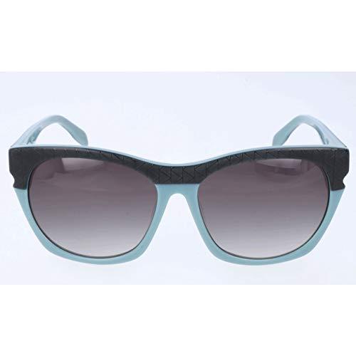 Karl Lagerfeld Unisex-Erwachsene KL893S Sonnenbrille, Blau, 57