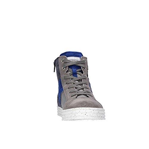Hogan Junior HXC1410U770FUW0XTS Sneakers Bambino Grigio/blue