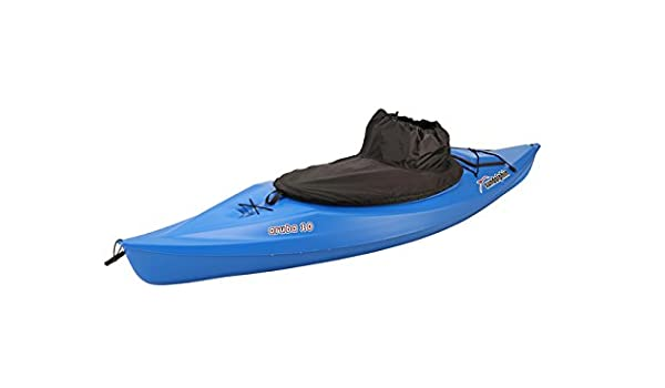 Sun Dolphin Aruba Kayak Spray Deck: Amazon co uk: Sports