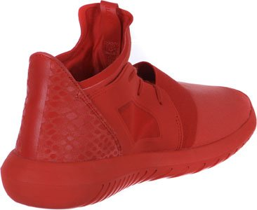 adidas Tubular Defiant W Schuhe 9,5 red/white Rot