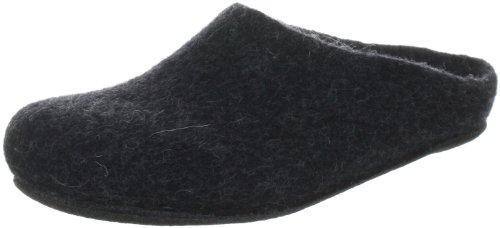 MagicFelt Unisex-Erwachsene AN-709 Pantoffeln, Schwarz (Charcoal 4826), 39 EU