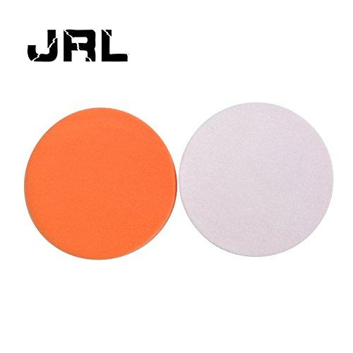 JRL 125mm Frottee, axial-Stempel Polieren Kit für Bohnermaschine Auto 5