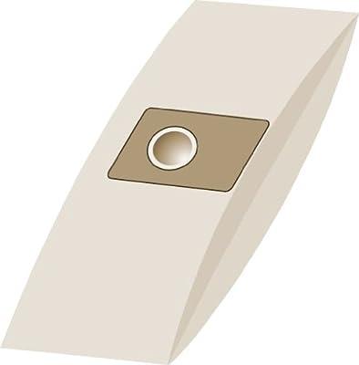 Staubsaugerbeutel SO 4 - Passend für Sorma SM 510, AEG, Elektroma, Pool, Proclean, Privileg, Protos: - 3 Beutel 2-lagig
