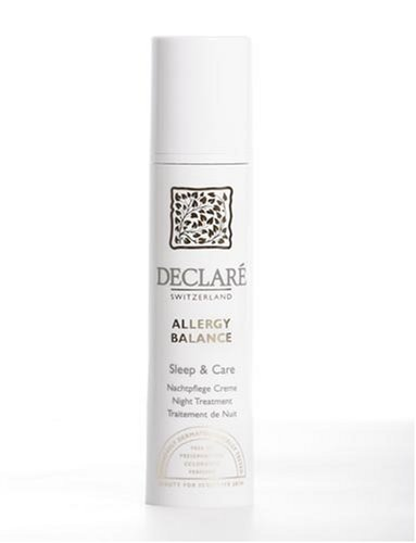 Declaré Allergy Balance femme/women, Sleep und Care, 1er Pack (1 x 50 g)