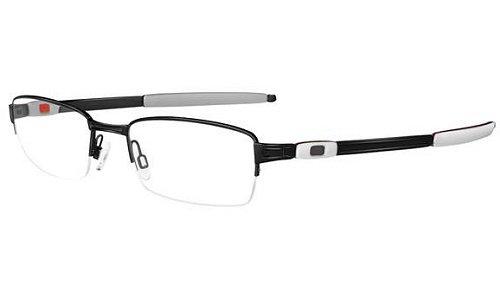 Oakley RX Eyewear Montures de lunettes OX3142 Tumbleweed 0.5 Pour Homme  Polished black, 50mm ed1e312c61a6