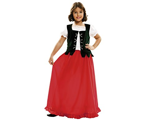 Imagen de my other me  disfraz dulcinea infantil, 10 12 años  viving costumes mom02180  alternativa